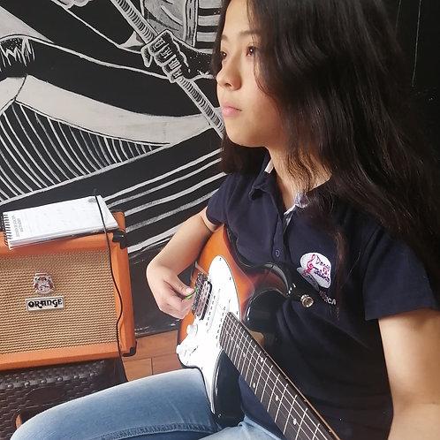 Curso Libre de Guitarra - 8 clases
