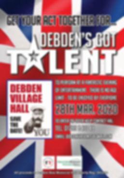 Deb Got Talent Poster A5.jpg