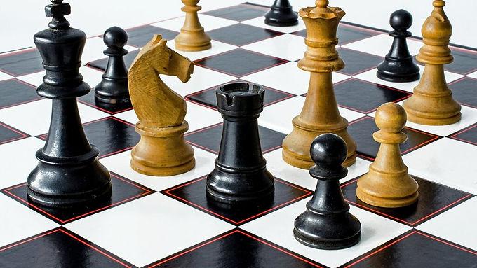 Онлайн турнир по шахматам на lichess.org 31 октября в 14:00