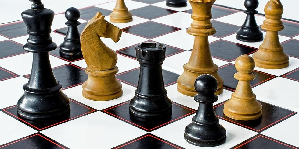 Онлайн турнир по шахматам