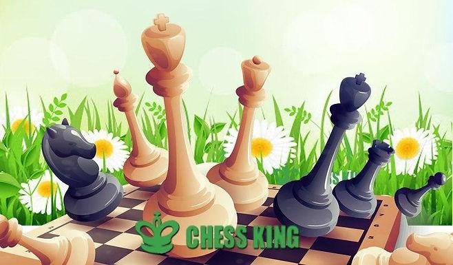 Онлайн турнир по шахматам на lichess.org 1 июня в 14:00