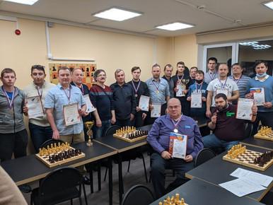 """Соревнования по шахматам """"Спорт для всех""""."""