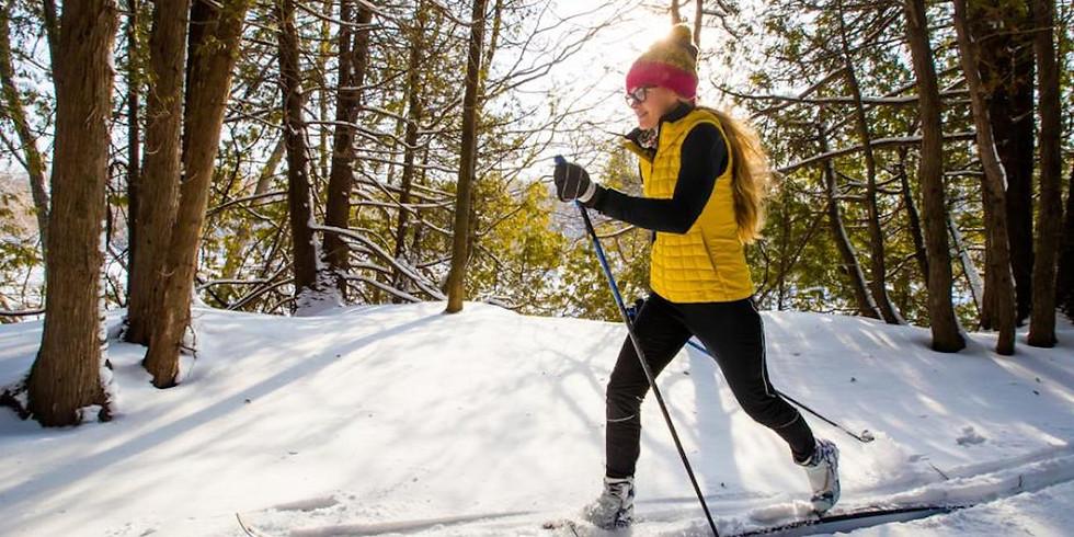 """Спортивное мероприятие """"День лыжника"""""""