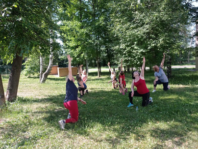 Мастер-класс по дыхательной гимнастике