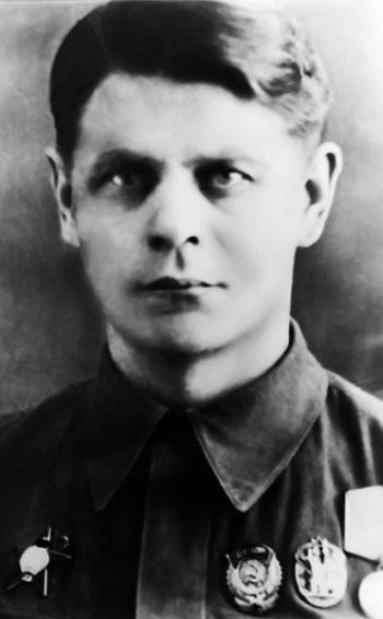 Инженер Сергей Усов
