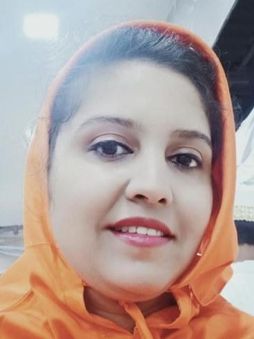 Rashida Burhanpurwala