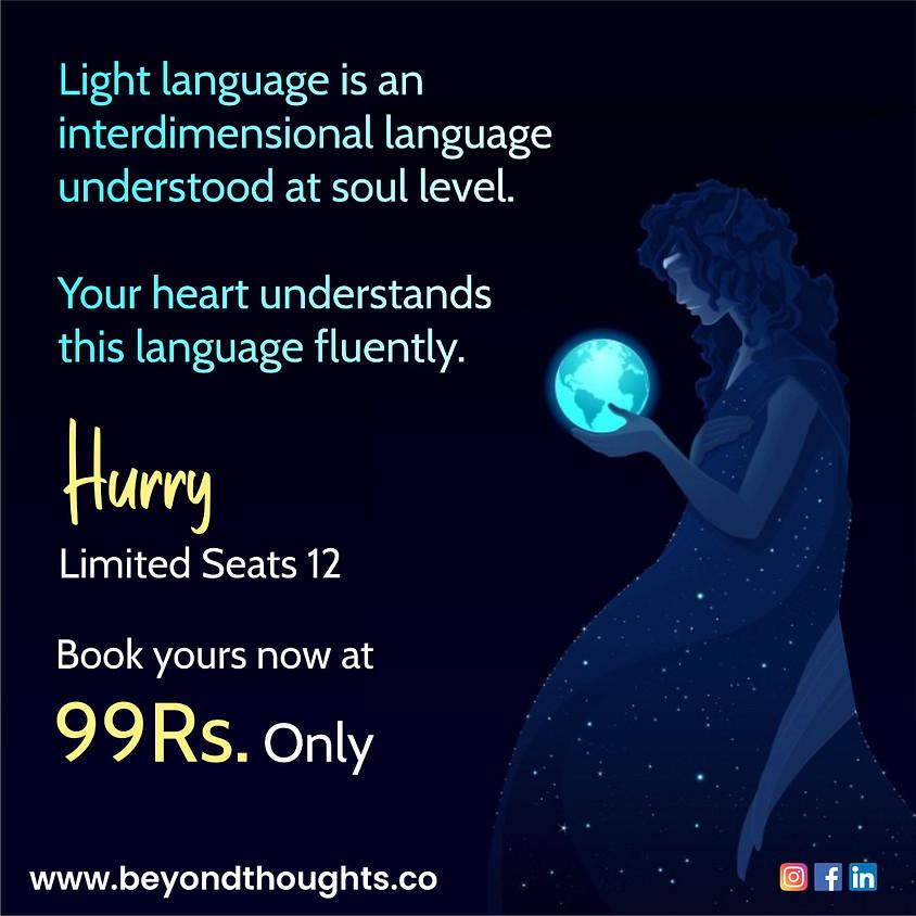 Light Language Channeling By Shilpa Saakar