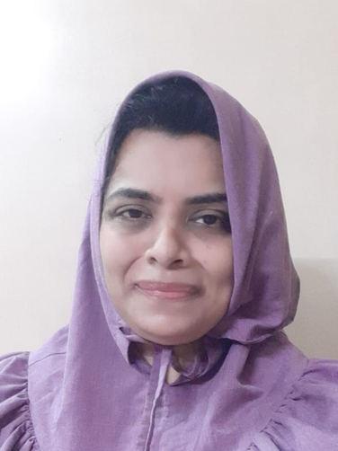 Fatema Tinwala
