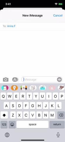 DecorCAKE Emoji App