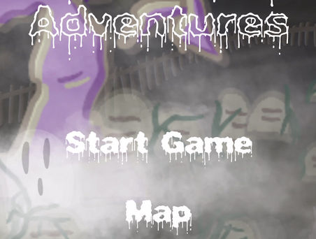 Halloween Game App!!!! - Experimenting with a Joystick!