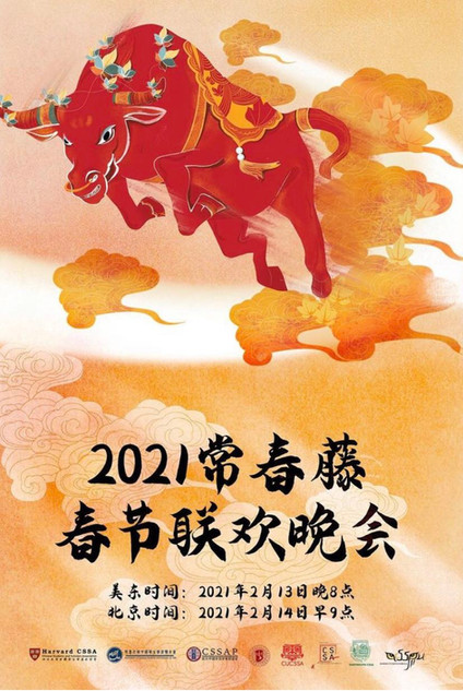 2021常春藤春节联欢会圆满结束