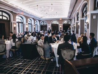 2017 Fall Career Speed Networking 精彩回顾