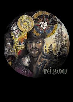 taboo postcard