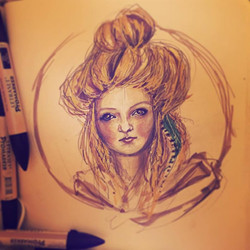 Sophie - Makeup Artist GoT