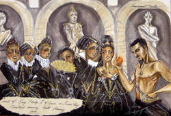 King Philip II Spain - 'JUICE'!