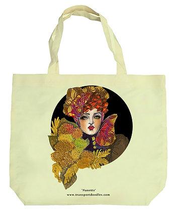 'Nanette' Tote Bag
