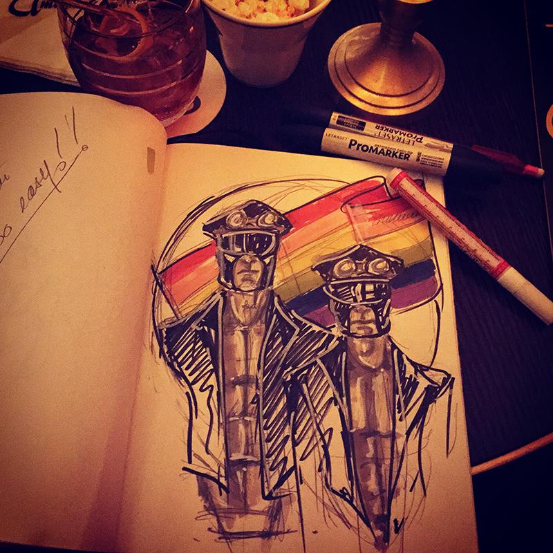 Gay Pride '15