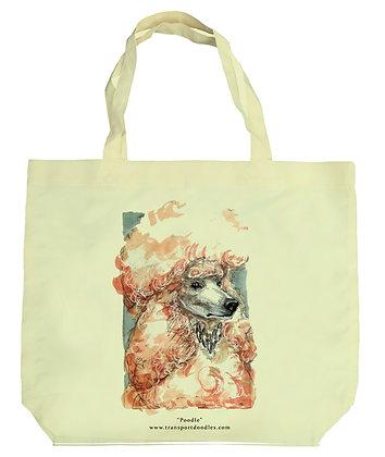 'Poodle' Tote Bag