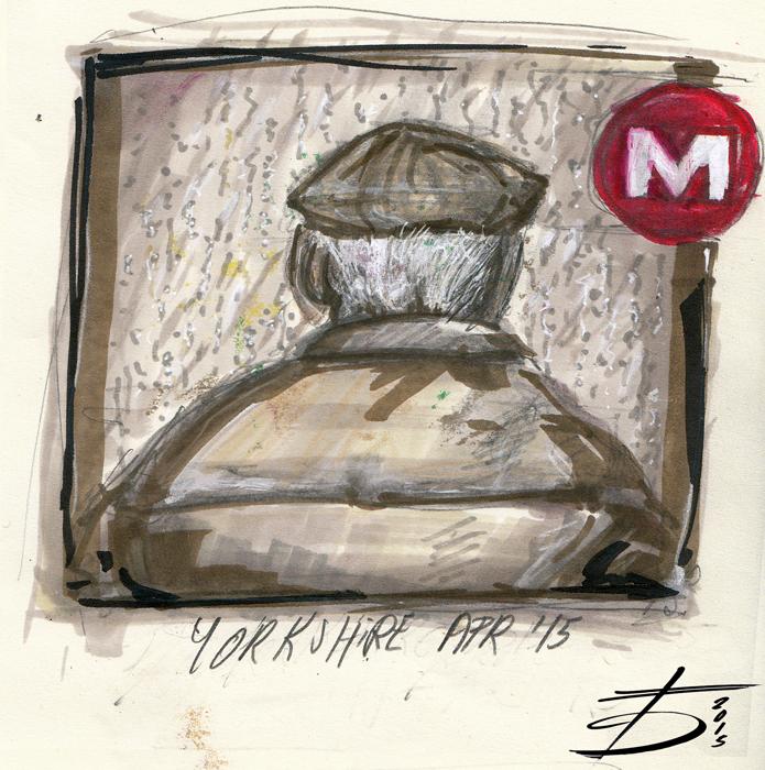 Metro Doodle
