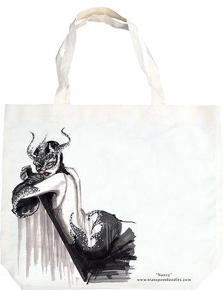 'Nancy' Tote Bag