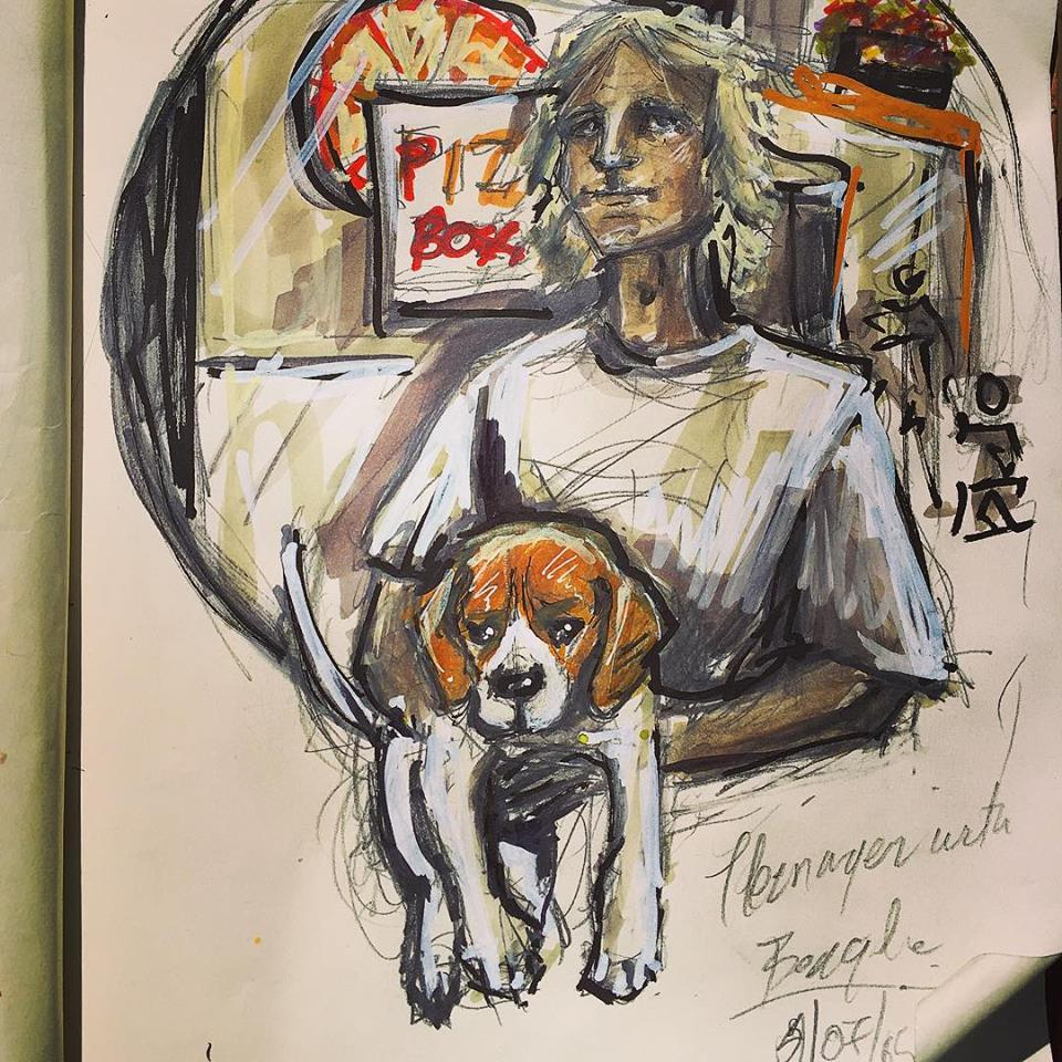 Beagle - Crouch End