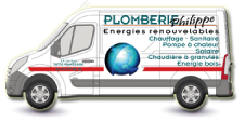 Camion Plomberie Philippe