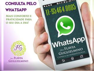 Marcação de Consultas pelo Whatsapp