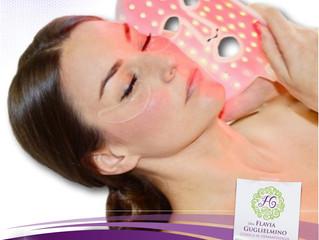 Efeitos do LED na pele