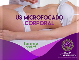 Ultrasom Microfocado Corporal
