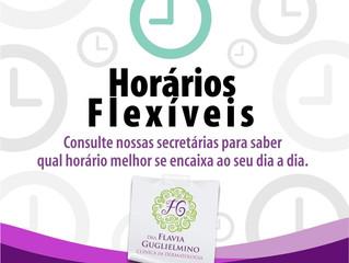 Horários Flexíveis