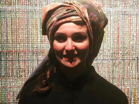 Elham Nafissi, artiste-peintre