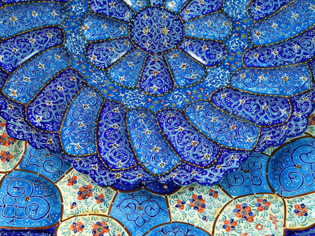 L'émaillage persan, un savoir-faire ancestral