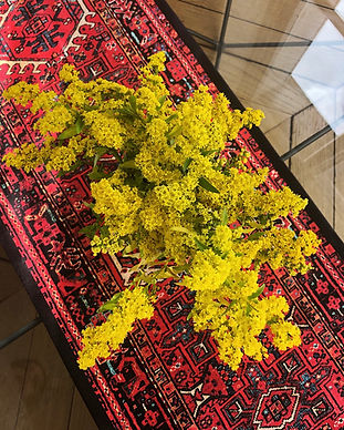 Duchess chemin de table tapis persan (1)