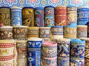 Le tapis persan, emblème de l'artisanat persan