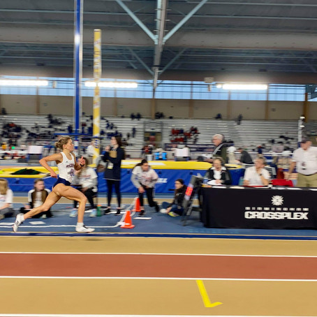 C-USA Championships Indoor Track and Field Birmingham 22./23.02.2020