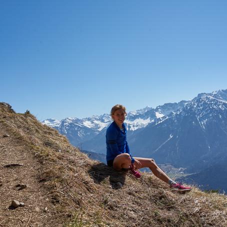 Ein Sommer daheim im Oberallgäu