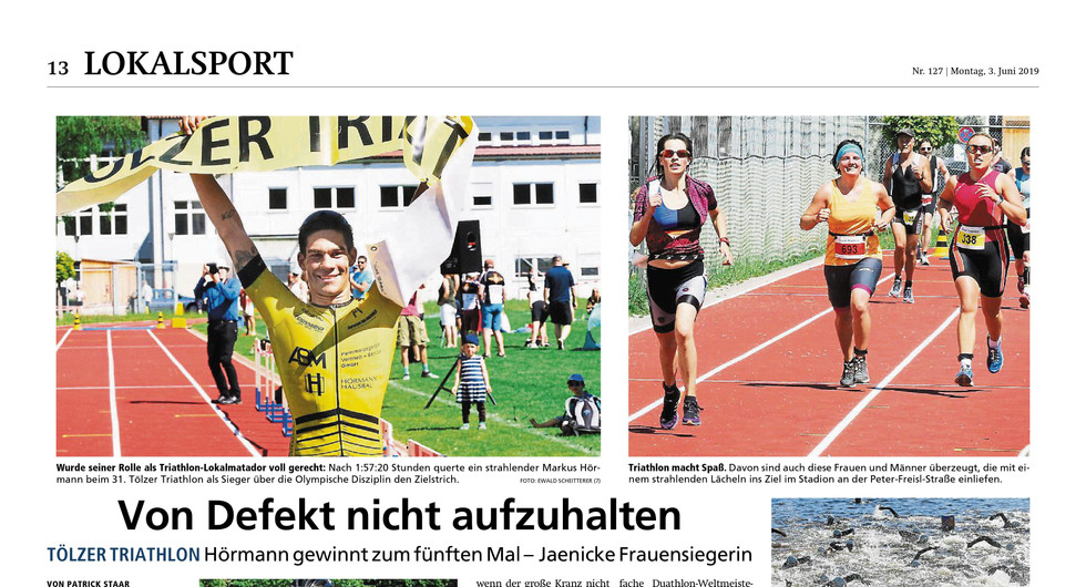 Bad Tölz Triathlon
