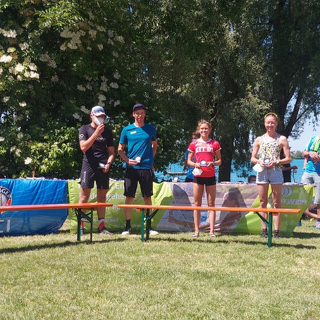 Erster Triathlon nach Corona!