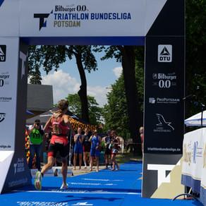 2. Triathlon Bundesliga Potsdam 26.06.2021