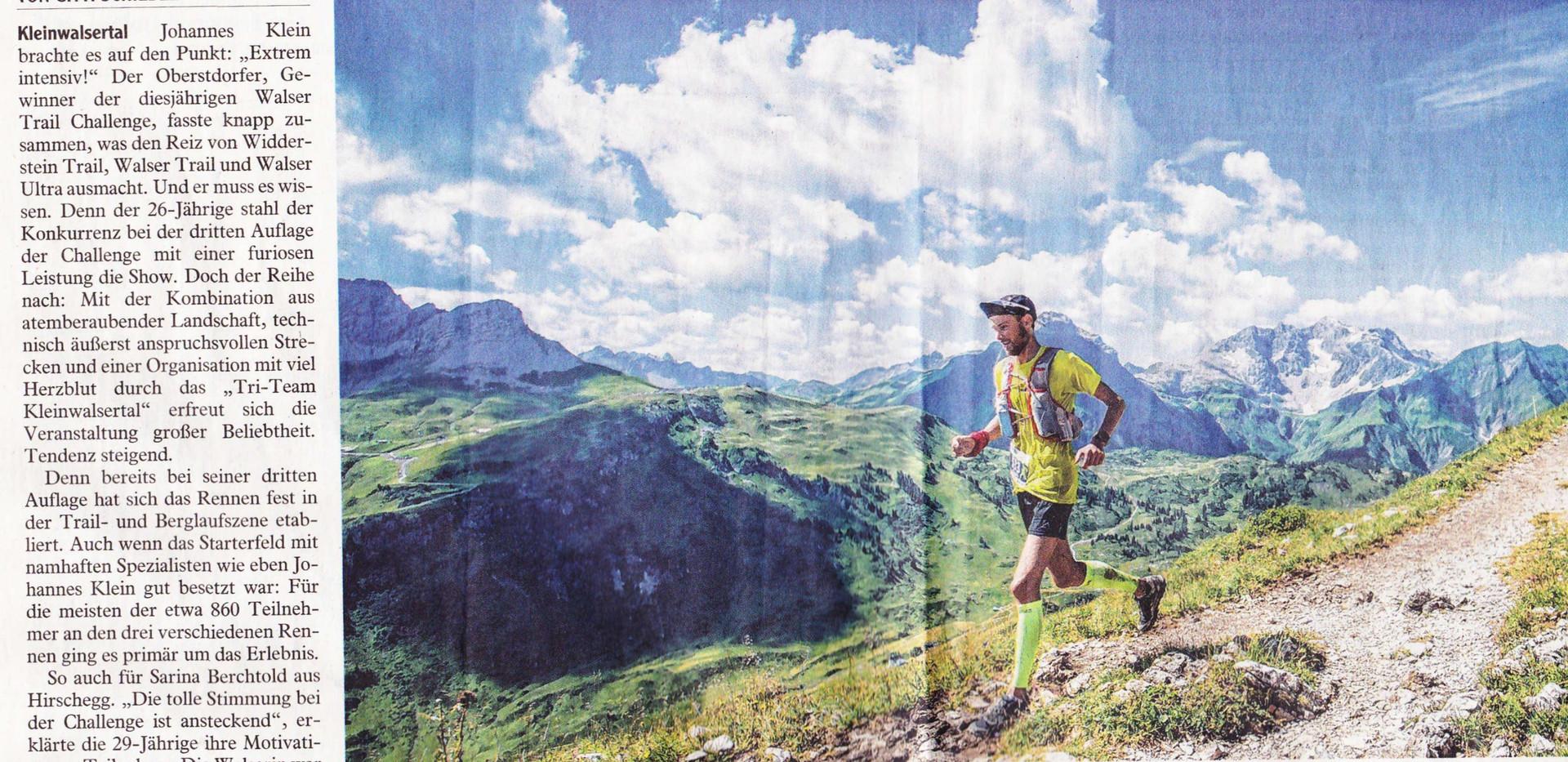 Widderstein Trail 2017