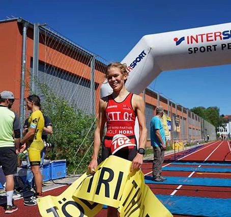 Triathlon Bad Toelz - 02.06.2019