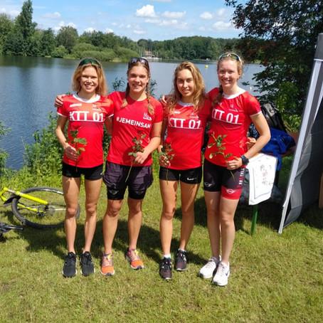 2. Triathlon Bundesliga Eutin 16.06.2019