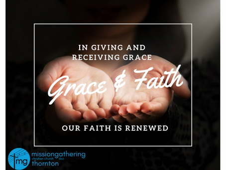 Grace and Faith