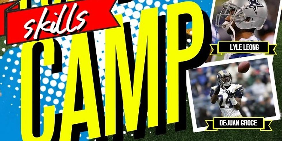 DB/WR Football Skills Camp