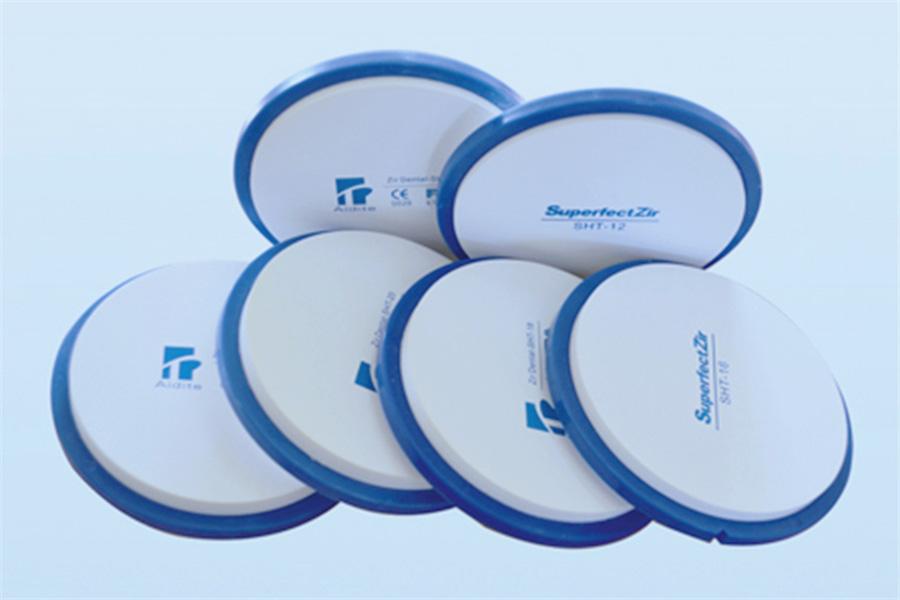 Заготовки-диски из диоксида циркония