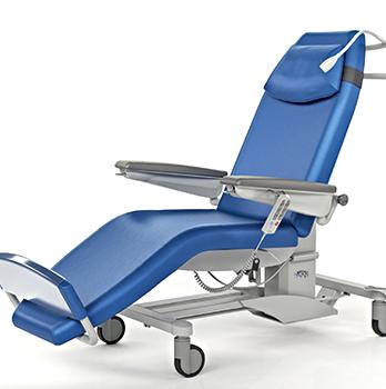 Мобильное автоматическое кресло PURA BORCAD, Чехия