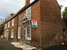 Repairing rotten windows Horncastle