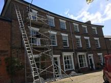 Window repairs and Painting New Bollingbroke