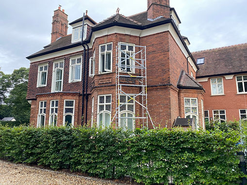 Window repairs and Painting Newport Lincoln