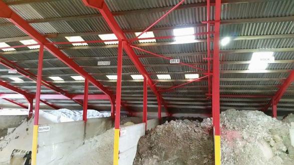 Steel beam conservation